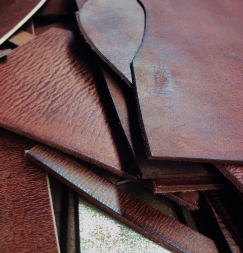 Leather Pre-cut